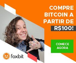 Compre Bitcoin a partir de 100 reais